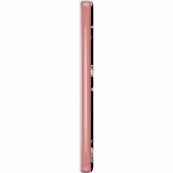Apple iPhone 5c TPU Mobilskal Galaxy Gold