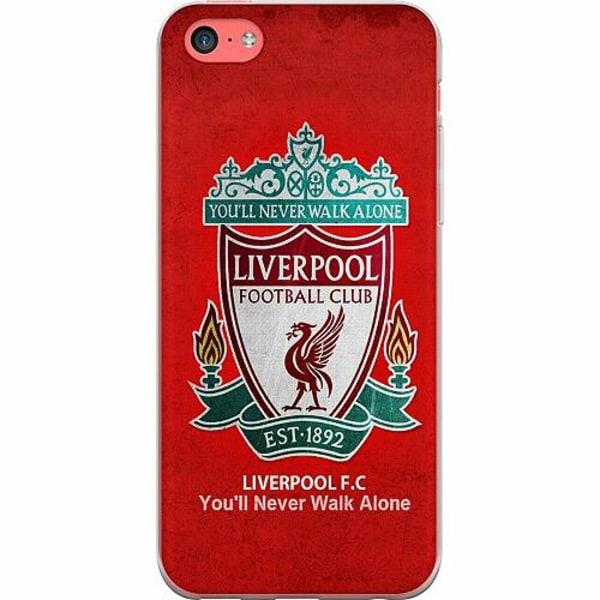 Apple iPhone 5c TPU Mobilskal Liverpool