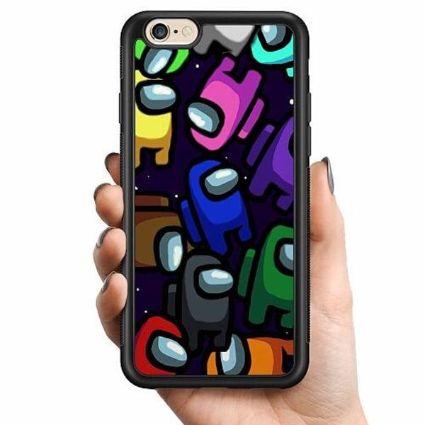 Apple iPhone 6 / 6S Billigt mobilskal - Among Us