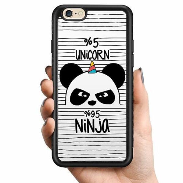 Apple iPhone 6 / 6S Billigt mobilskal - Panda