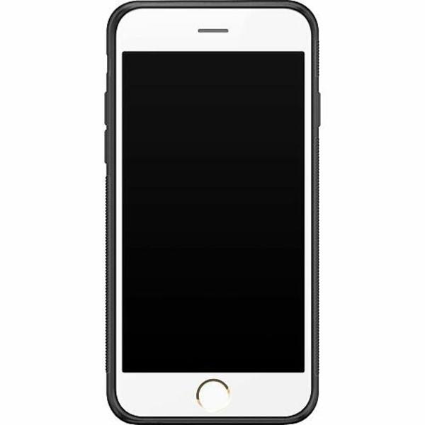 Apple iPhone 6 / 6S Soft Case (Svart) Among Us