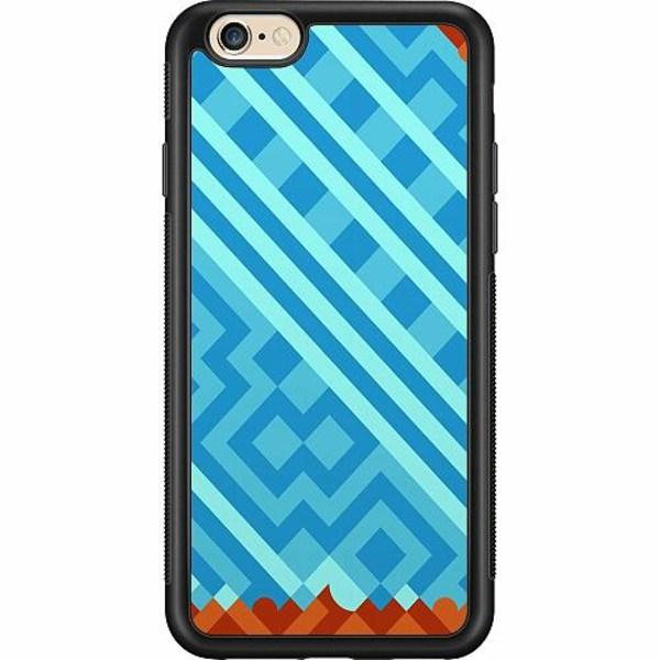 Apple iPhone 6 / 6S Billigt mobilskal - Ancient Game Tile