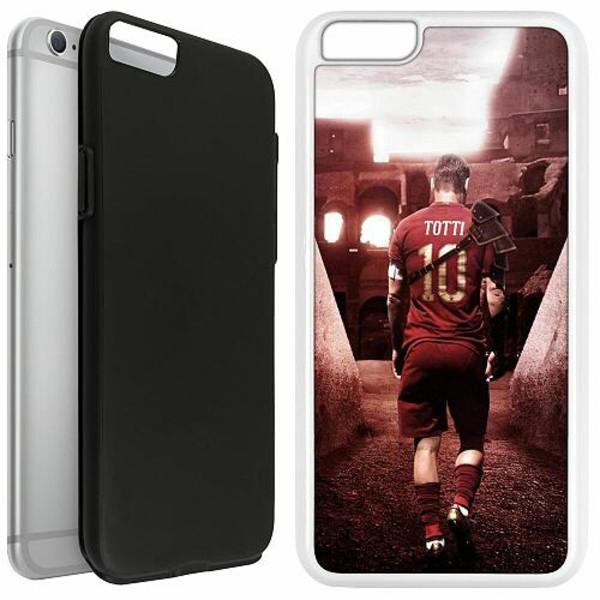 Apple iPhone 6 Plus / 6s Plus Duo Case Vit Francesco Totti