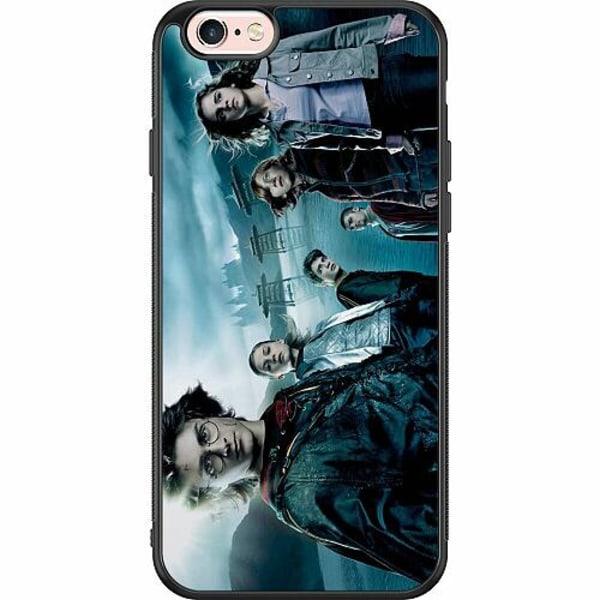 Apple iPhone 6 Plus / 6s Plus Soft Case (Svart) Harry Potter