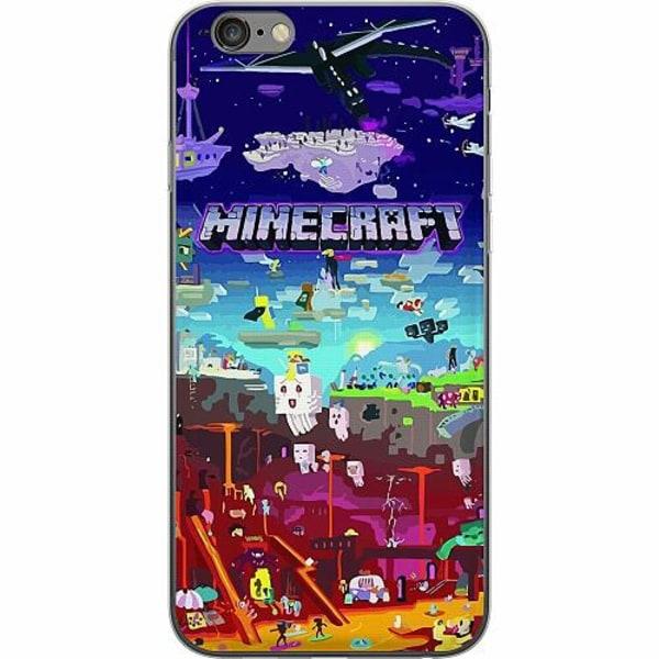 Apple iPhone 6 Plus / 6s Plus Thin Case MineCraft