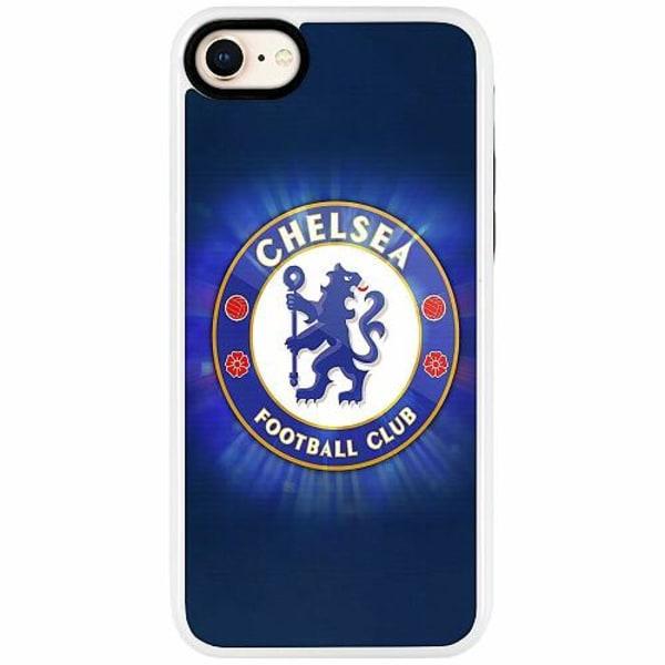 Apple iPhone 7 Duo Case Vit Chelsea Football