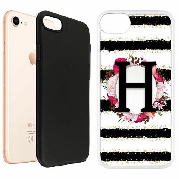 Apple iPhone 7 Duo Case Vit H
