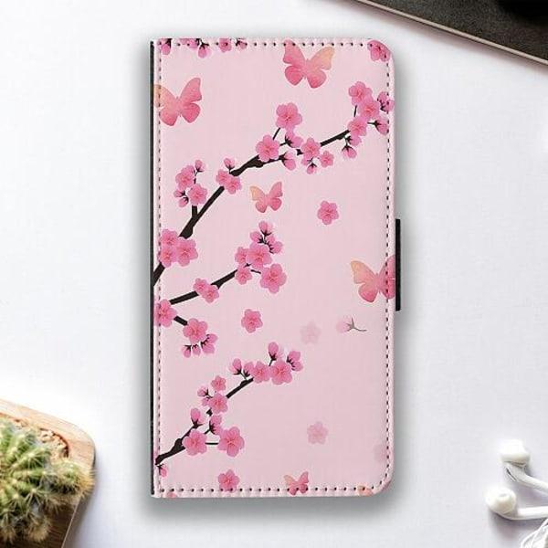 Huawei P30 Pro Fodralskal Blommor