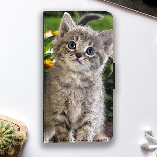 Huawei P Smart (2018) Fodralskal Cat