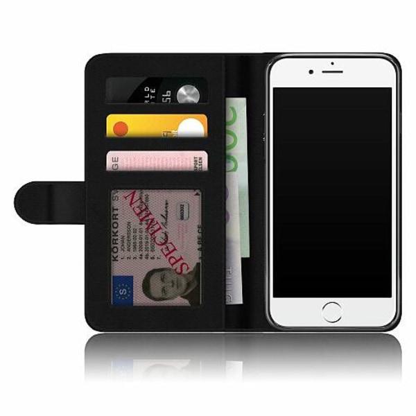 Apple iPhone 7 Fodralskal Black Panther