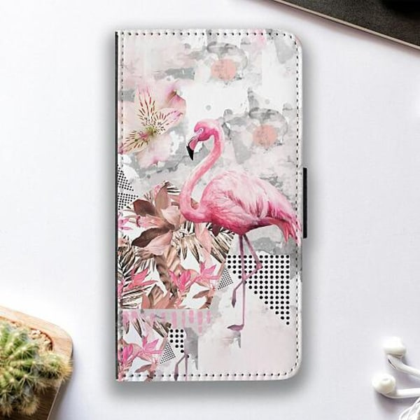 Huawei Honor 10 Fodralskal Flamingo
