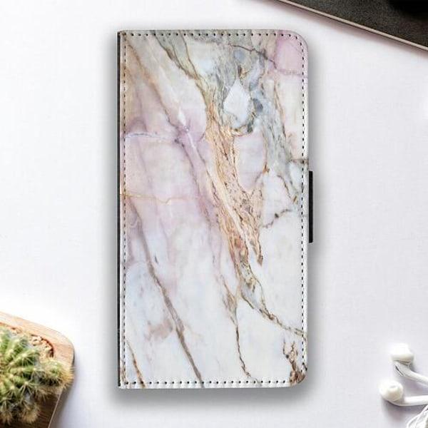 Huawei P Smart (2018) Fodralskal Marmor