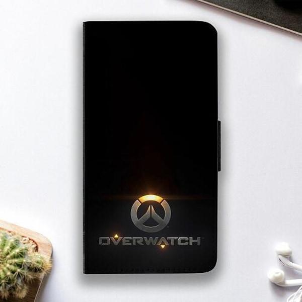 Huawei P Smart (2018) Fodralskal Overwatch Logo
