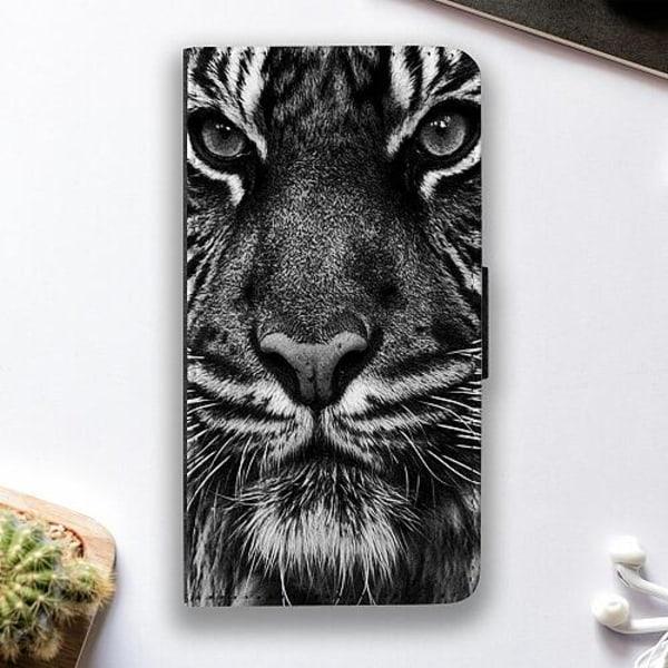 Huawei P40 Lite E Fodralskal Tiger