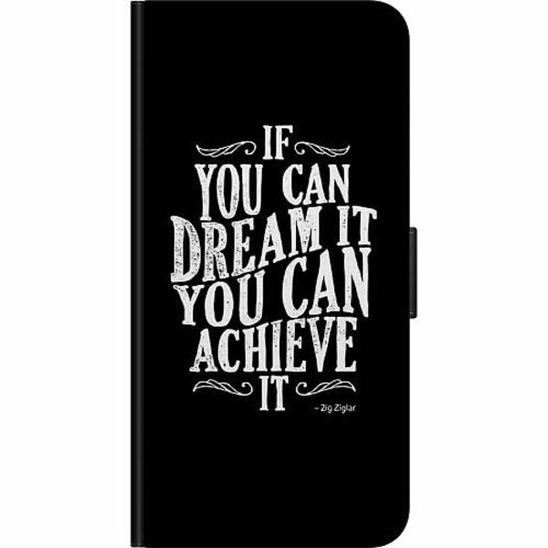 Apple iPhone 5 / 5s / SE Fodralväska Achieve Your Dreams