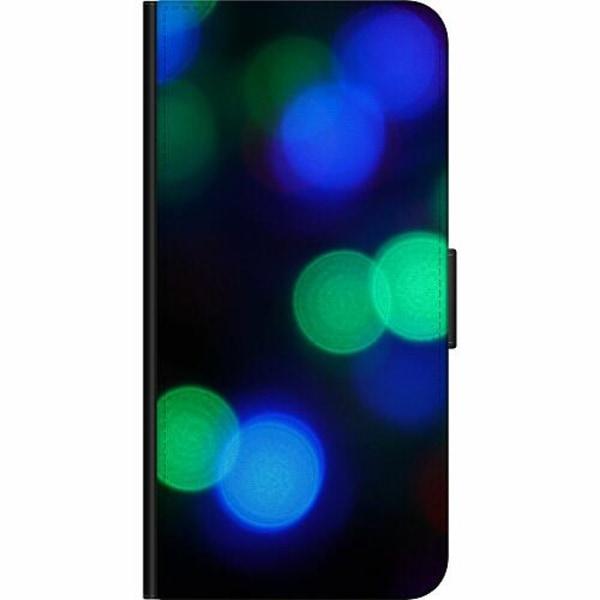 Huawei Y6 (2018) Fodralväska All Of The Lights