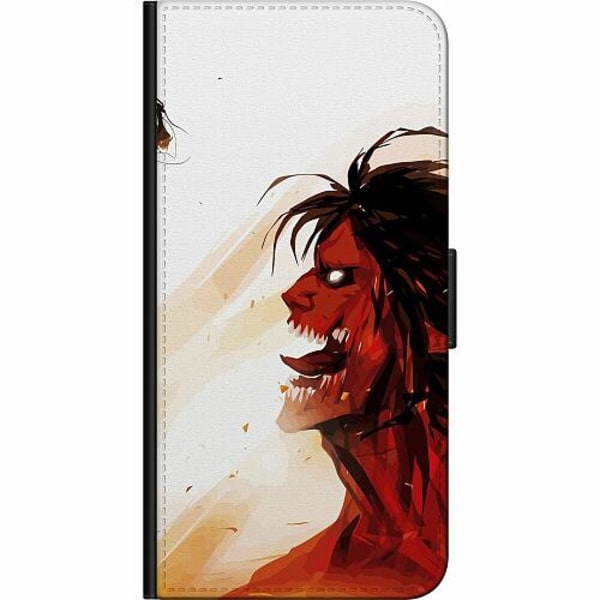OnePlus 7T Fodralväska Attack On Titan