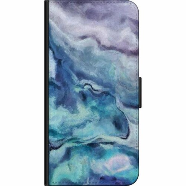 Samsung Galaxy A21s Fodralväska Blur