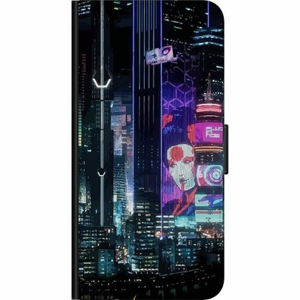 Samsung Galaxy A51 Fodralväska Cyberpunk 2077
