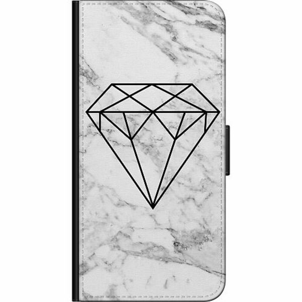 Samsung Galaxy S21 Ultra Fodralväska Diamant