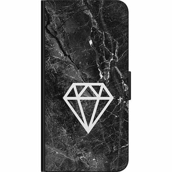 Samsung Galaxy A10 Fodralväska Diamond