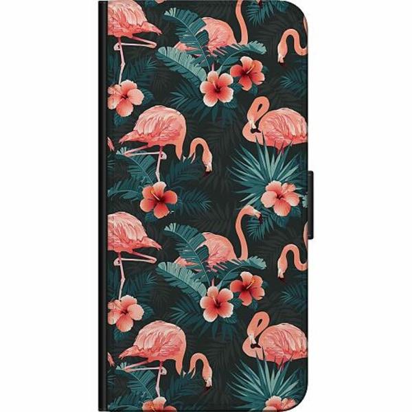 Samsung Galaxy S7 Fodralväska Flamingo