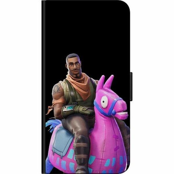 Apple iPhone 5 / 5s / SE Fodralväska Fortnite Loot Llama