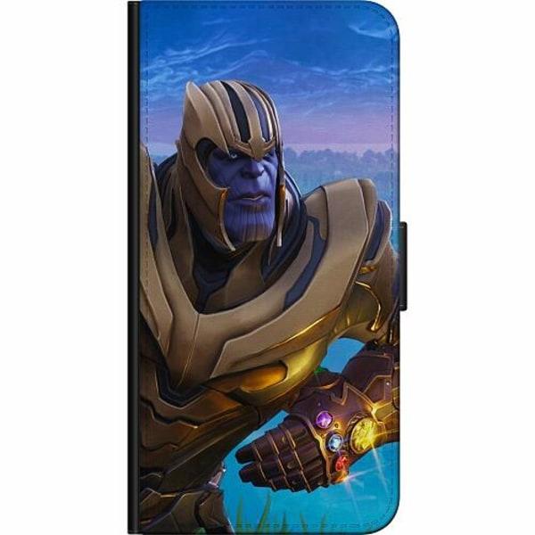 Apple iPhone 5 / 5s / SE Fodralväska Fortnite Thanos
