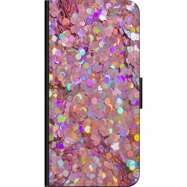 Xiaomi Mi 10 Fodralväska Glitter