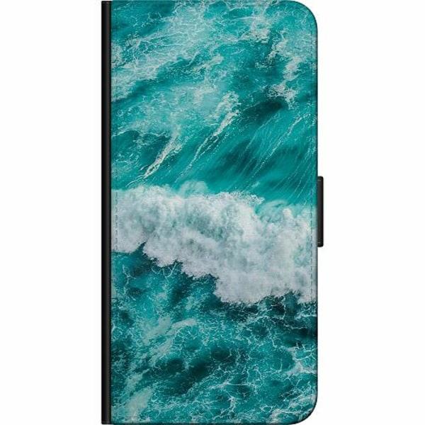 Samsung Galaxy A10 Fodralväska Hav