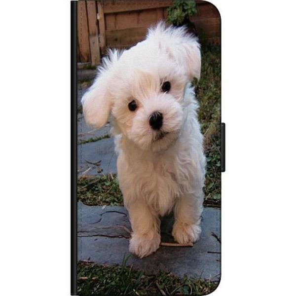 Samsung Galaxy A10 Fodralväska Hund