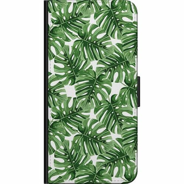 Apple iPhone 5 / 5s / SE Fodralväska Löv