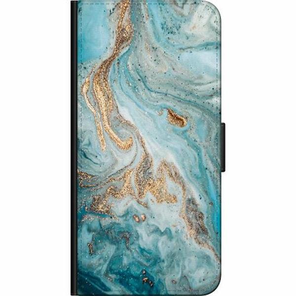 Samsung Galaxy S21 Ultra Fodralväska Magic Marble