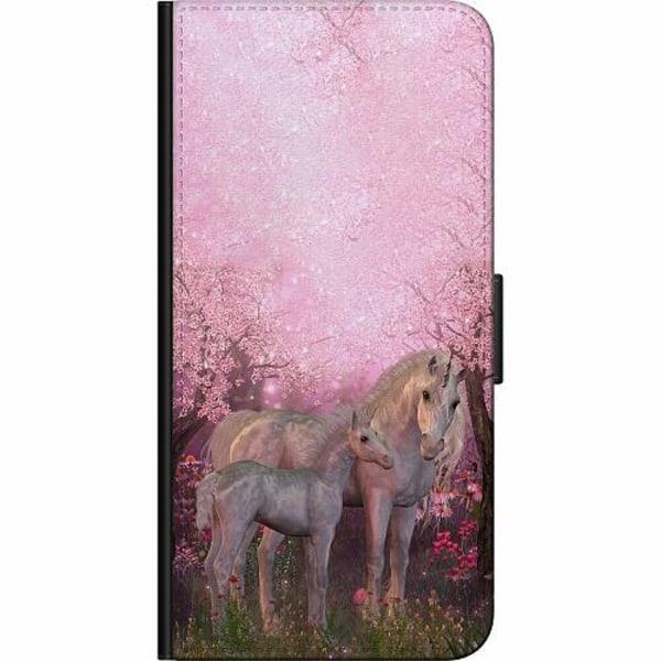 Samsung Galaxy S21 Ultra Fodralväska Magic Unicorns