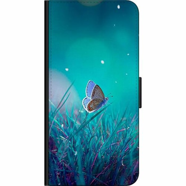 Apple iPhone 5 / 5s / SE Fodralväska Magical Butterfly