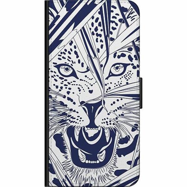 Samsung Galaxy S21 Ultra Fodralväska Manga Tiger