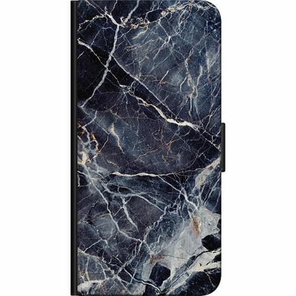 Apple iPhone 5 / 5s / SE Fodralväska Marbled