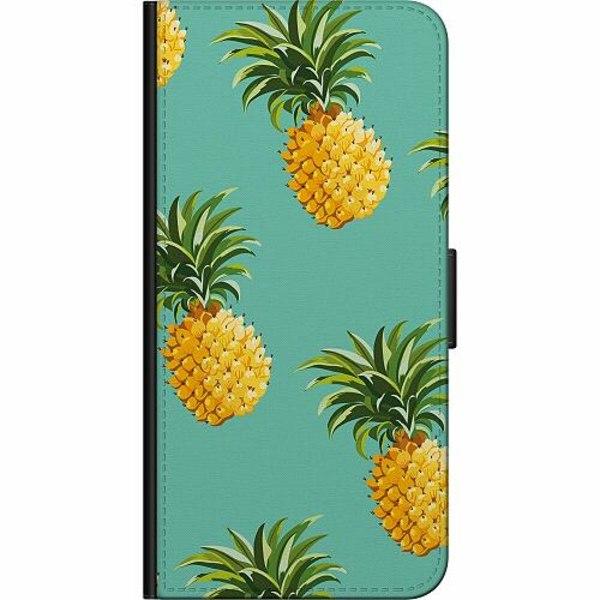 Xiaomi Mi 10 Fodralväska Pineapples Teal