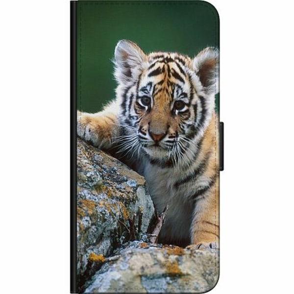 Samsung Galaxy S21 Ultra Fodralväska Tiger