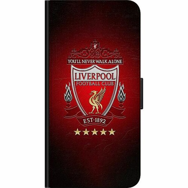 Huawei Y6 (2018) Fodralväska YNWA Liverpool