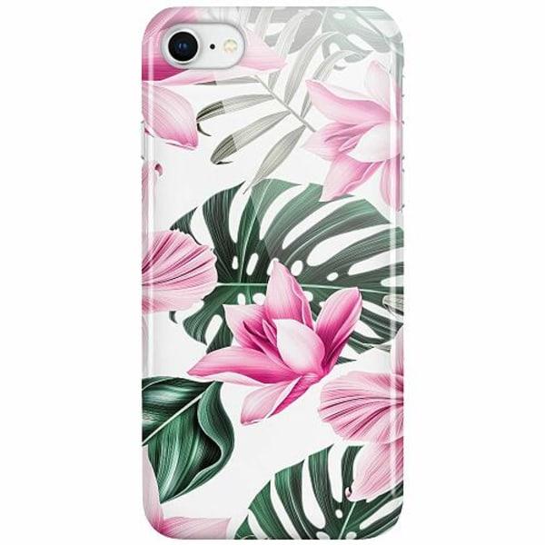 Apple iPhone SE (2020) LUX Mobilskal (Glansig) Blommor