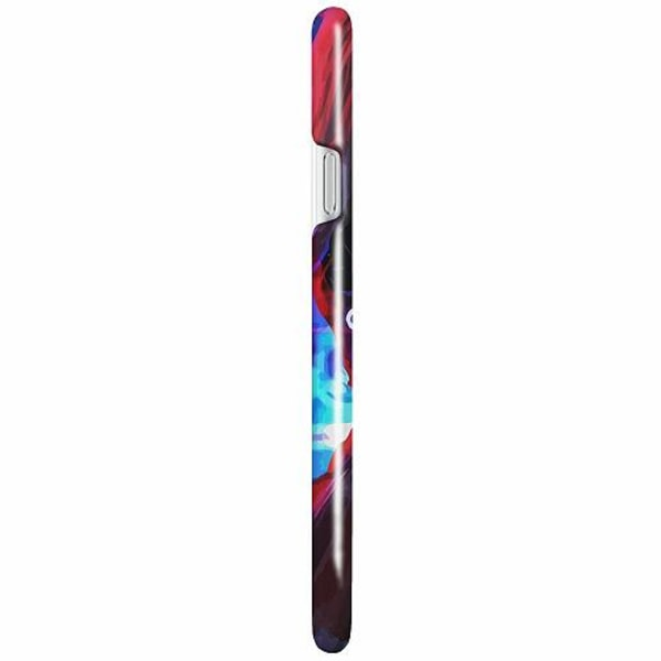 Apple iPhone SE (2020) LUX Mobilskal (Glansig) Cyberpunk 2077