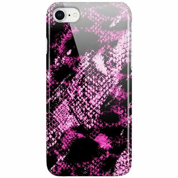 Apple iPhone SE (2020) LUX Mobilskal (Glansig) Snakeskin P
