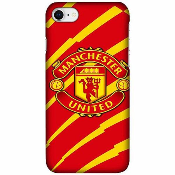 Apple iPhone 7 LUX Mobilskal (Matt) Manchester United FC