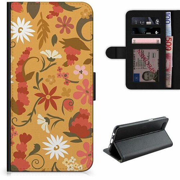 Apple iPhone 5 / 5s / SE Lyxigt Fodral Bloomery