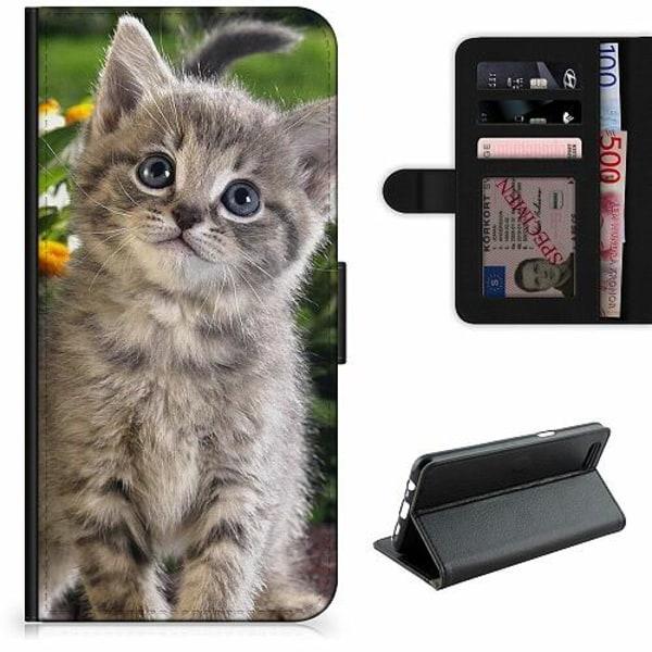 Samsung Galaxy S21+ Lyxigt Fodral Cat