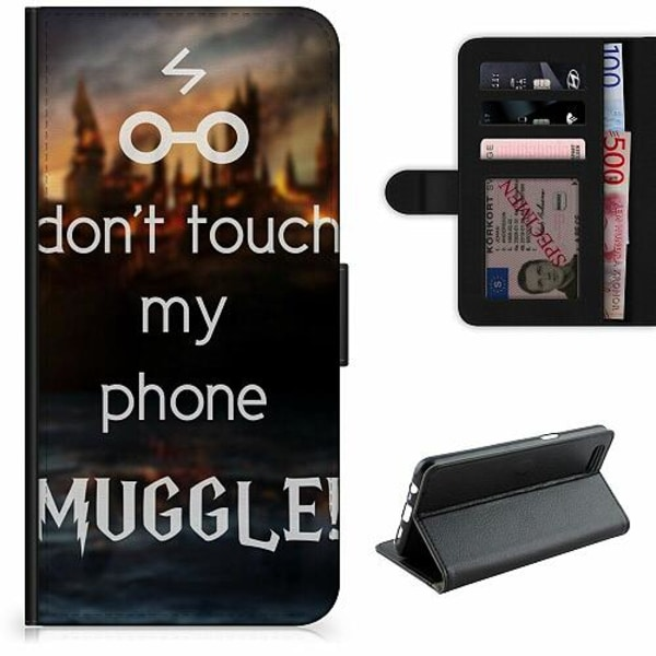 Apple iPhone XR Lyxigt Fodral Harry Potter