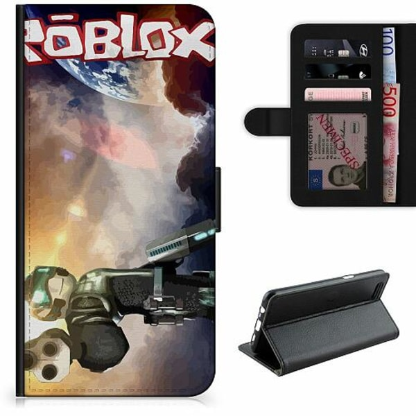 Apple iPhone 5 / 5s / SE Lyxigt Fodral Roblox
