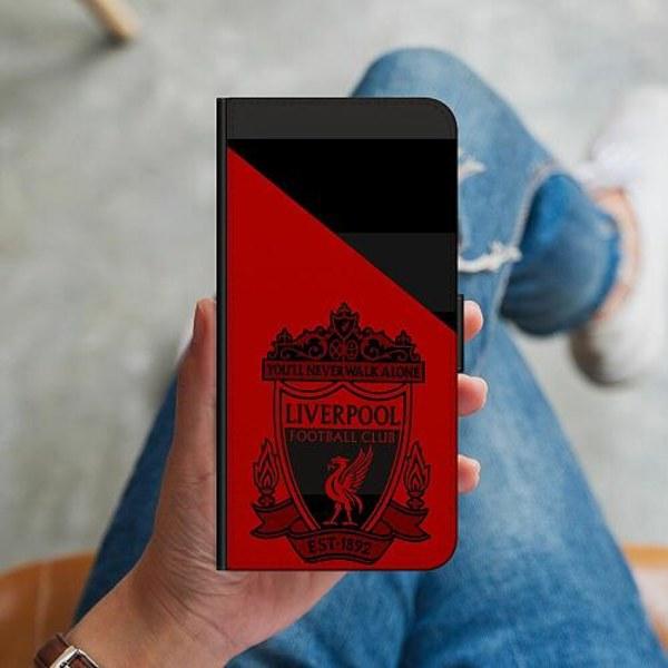 Huawei P40 Lite Plånboksskal Liverpool L.F.C.