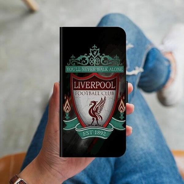 Samsung Galaxy J5 (2017) Plånboksskal Liverpool L.F.C.